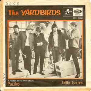 The Yardbirds - Little Games download
